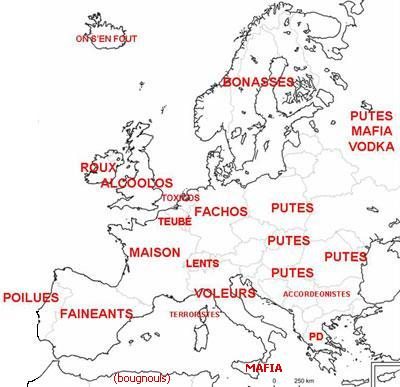 la joie d'etre français