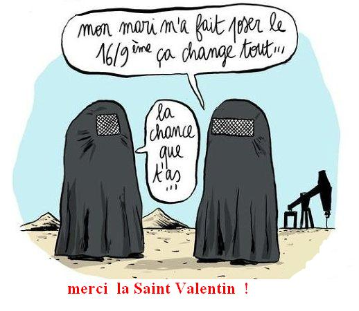 Humour en image du Forum Passion-Harley  ... - Page 4 Burqa